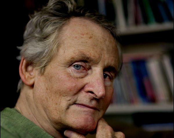 Theatre director Max Stafford-Clark