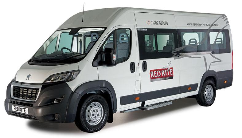RedKite Minibus