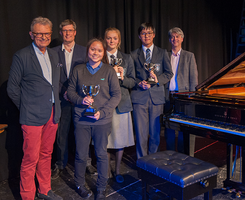 Wellington School Steinway Piano Competition - Private Schools