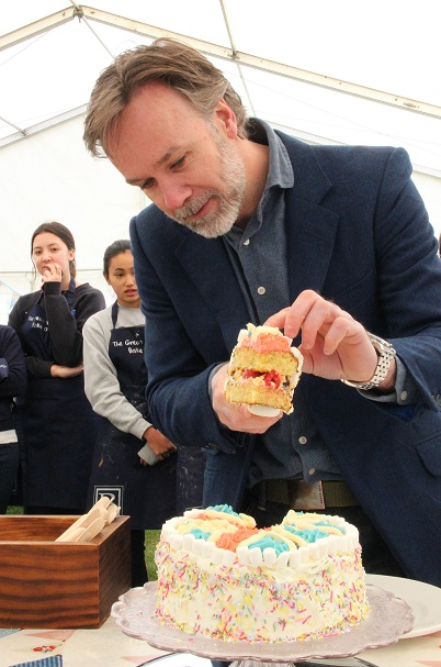 The all-important judging, by Marcus Wareing ED
