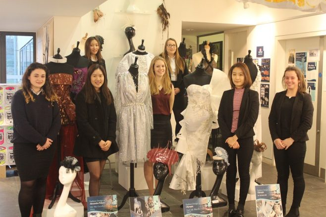 King s Ely Fashion Pupils to exhibit at London Show   Private Schools